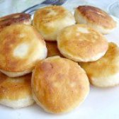 Як приготувати пончики з куркою - рецепт