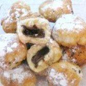 Як приготувати пончики з шоколадом - рецепт