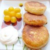 Як приготувати пончики сирні з фаршем - рецепт