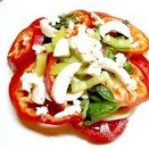 Як приготувати порційний овочевий салат - рецепт