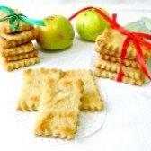 Як приготувати пісне яблучне печиво - рецепт