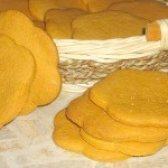 Як приготувати пісне печиво на томатному соку - рецепт