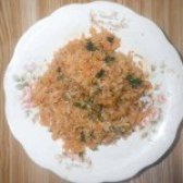 Як приготувати пісну тушковану капусту з рисом - рецепт