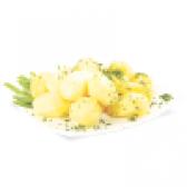 Варену картоплю. калорійність і користь вареної картоплі