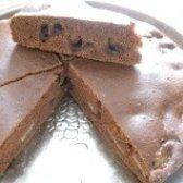 Як приготувати шоколадний пиріг з бананом і вишнею - рецепт