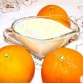 Кулінарний рецепт англійська апельсиновий крем з фото