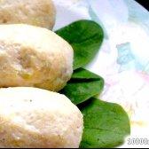 Кулінарний рецепт котлети курячі з яблуком з фото