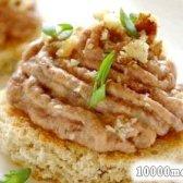 Кулінарний рецепт паштет з квасолі або сочевиці з фото