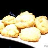 Кулінарний рецепт печиво лимонно-імбирне з фото
