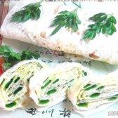 Кулінарний рецепт рулет з лаваша з сиром з фото