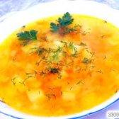 Кулінарний рецепт суп із сочевиці з фото