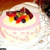 """Кулінарний рецепт торт """"подарунок"""" з фото"""