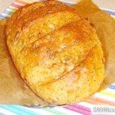 Рецепт хліб з вівсяними пластівцями і насіннячками гарбуза з фото