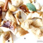 Рецепт заготівля грибів заморожених на зиму з фото