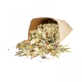 Трав'яний чай - калорійність і склад. користь і шкода трав'яного чаю