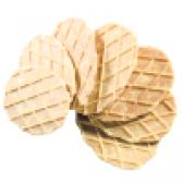 Вафлі - калорійність і склад. види і шкода вафель
